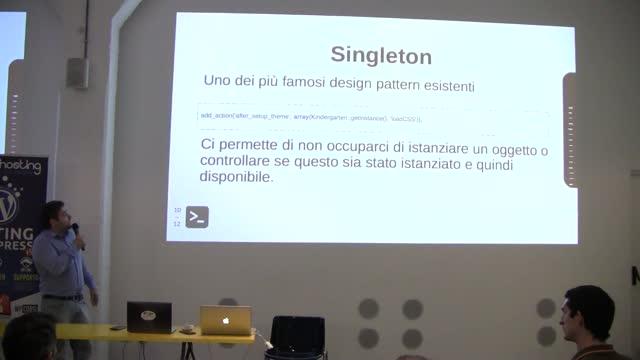 Michele Roncaglione: Scrivere plugin con OOP