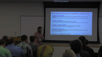 Jordan Quintal: WordPress Accessibility