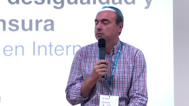 Rocío Valdivia, Fernando Puente, JJ Merelo, Juan Hernando: Des-igualdad en las redes