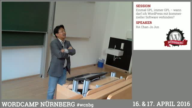 RA Chan-Jo Jun: Einmal GPL, immer GPL – wann darf ich WordPress mit kommerzieller Software verbinden?