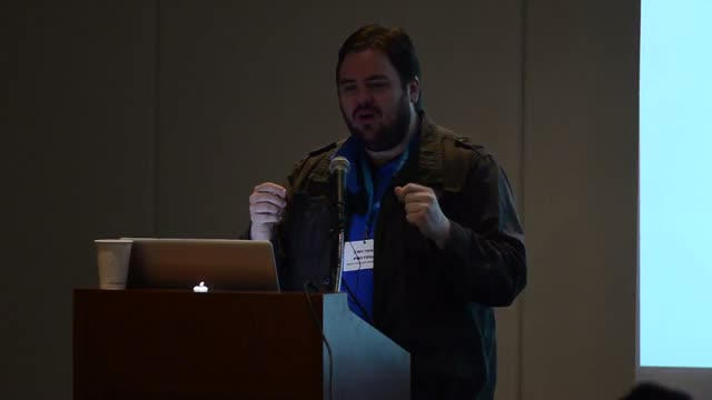 Scott Taylor: Looking Under the Hood of WordPress - A Core Contributor Story