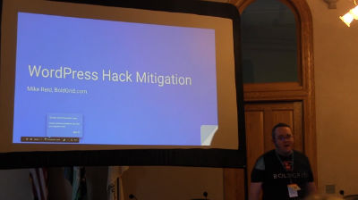 Mike Reid: Recognizing and Repairing WordPress Hacks