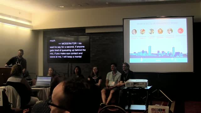 Panel: WordPress in Higher Education