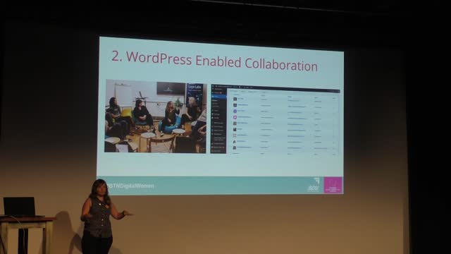 Rachel Finch: How WordPress Fueled My Community