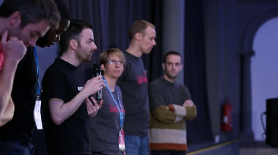 John Blackbourn, Kirsty Burgoine, Miles Stewart, Mark Wilkinson, Tom Nowell: Lightning Talks – Development