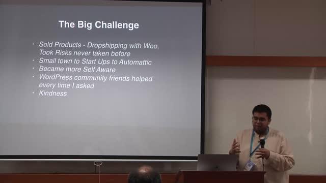 Rahul Gupta: How WordPress helps put food on my table?