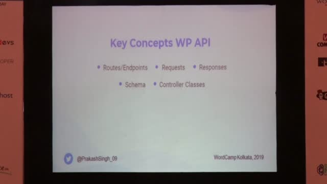Prakash Singh: An Introduction to WordPress Rest API