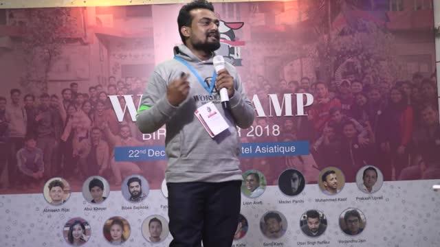 Saroj Karki: WordPress History in Biratnagar