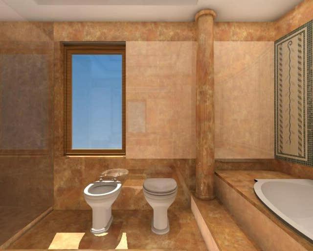 Foto di bagni classici mobili bagno with foto di bagni - Bagni classici immagini ...