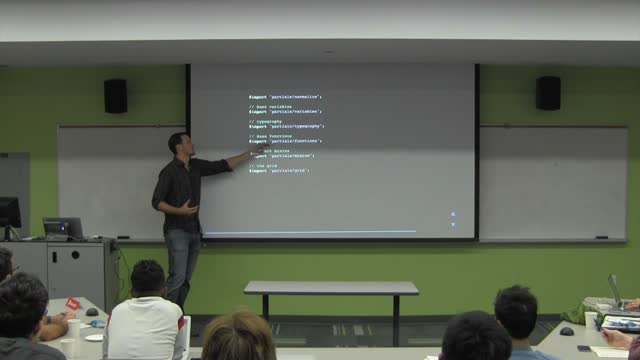 Mike DeWitt: Developing WordPress Themes Using Modular Sass
