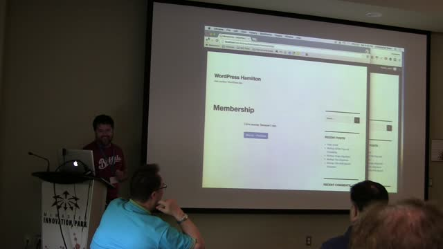 Christopher Ross: Build a Membership Site in 30 Minutes, for $30