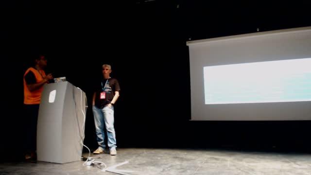 Mariano Pérez y Rafa Poveda: Cierre del día de ponencias en WordCamp Sevilla 2018