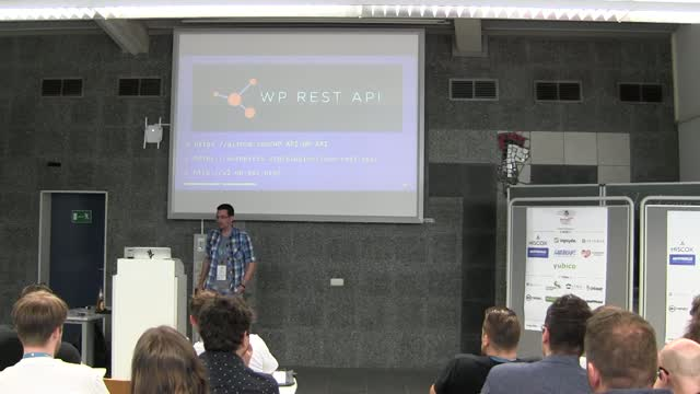 Hans-Helge Bürger: WordPress REST API