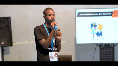Collins Nyagaka: The role of E-commerce