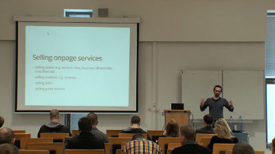 Thomas Maier: How to Make Money with Your (WordPress) Project