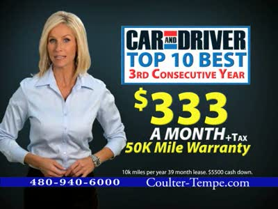 Coulter cadillac tempe is a tempe cadillac dealer and a for Coulter motor company tempe