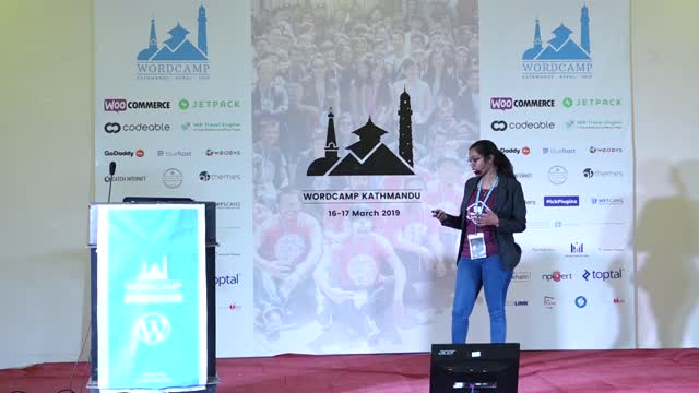 Saloni Mehta : Breaking Gender Stereotypes as Lady WordPress Developer