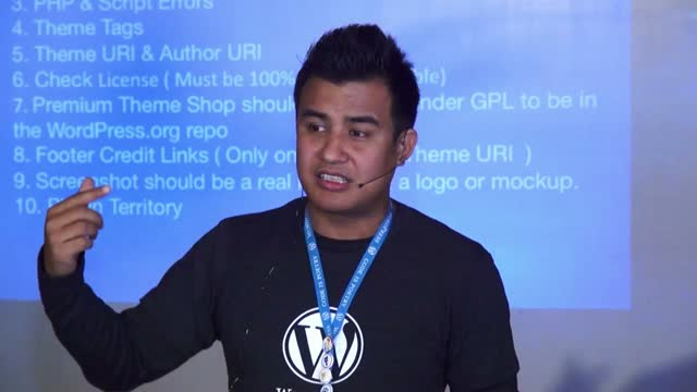 Sakin Shrestha: WordPress.org Theme Review Workshop
