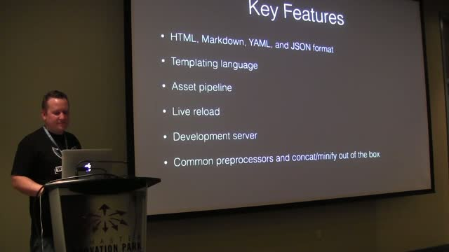 Nick Kenyeres: High Voltage - Building Static Sites with WP-Managed Content
