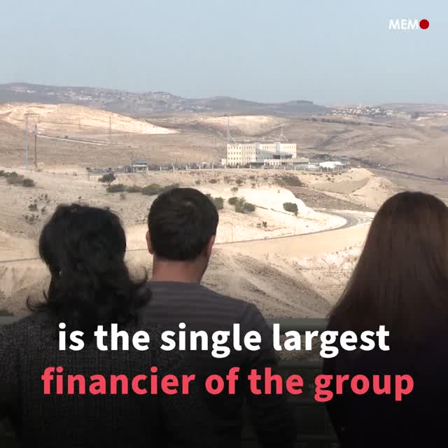 Chelsea FC's Abramovich funded Israel settler group
