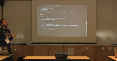 Pascal Martineau: Local WordPress Development with Docker