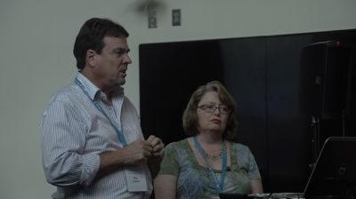 Bill and Rhonda Sterrett: Tech Support for Graphic Designers