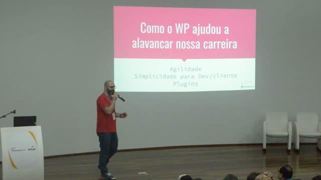 Tiago Pinheiro: WordPress, meu 1° passo para o Sucesso