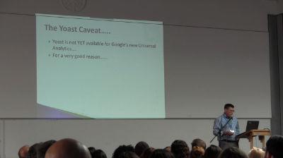 David Bird: Google Analytics and WordPress for Beginners