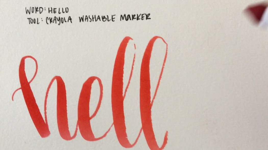 Handlettering: how to