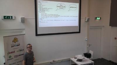 Thijs Feryn: Docker for WordPress developers