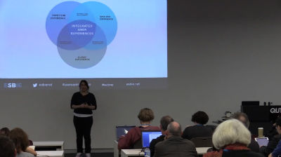 Sarah Brown: User-Centered Design – Front And Back – With WordPress