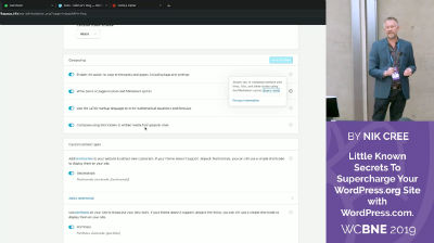Nik Cree: Little Known Secrets To Supercharge Your WordPress.org Site with WordPress.com