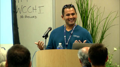 Tony Perez: WordPress Security – It's All About the Basics