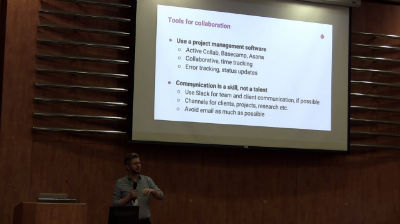 Dalibor Vasiljevic: Managing a Small WordPress Agency