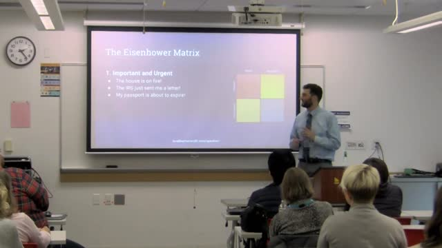 Bradley Maravalli: WP Time Management
