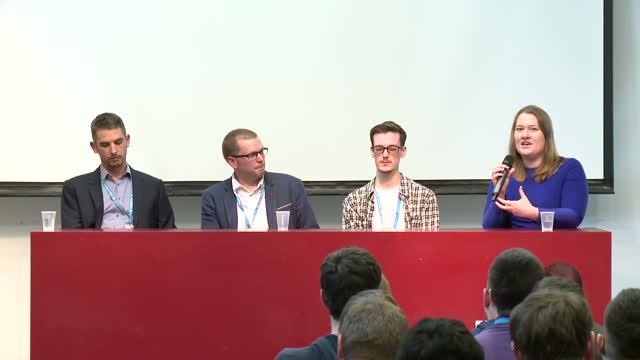 Panel Discussion: Recruiting for Your Business