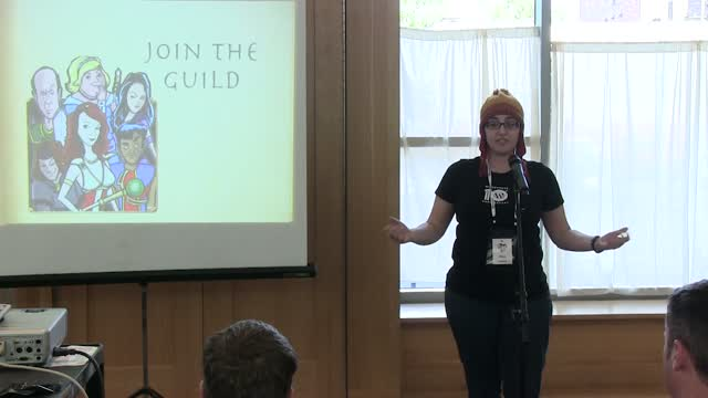 Mika Epstein: Lightning Talk - Rolling Your WordPress Support Character (Without Any Code)