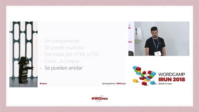 Mauricio Gelves: Domina el CSS de tu Web con la técnica BEM (bonito, elegante y molón)