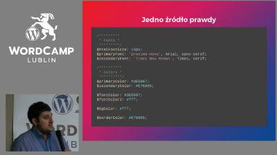 Michał Strześniewski: CSS Workflow, czyli jak pracować z CSS-em?