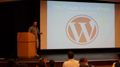 Jonathan Desrosiers: The Future of WordPress