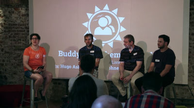 Panel: BuddyPress Themes Interviews