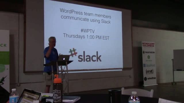 John Parkinson: WordPress TV