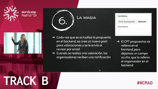 Laura Díaz: Caso real: Cómo crear un potente sistema de valoraciones con WordPress