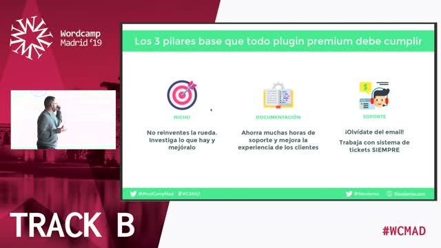Antonio Cantero: Lo que nadie te cuenta sobre comercializar plugins premium