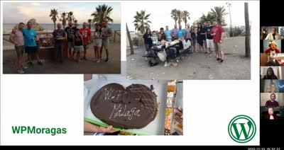 Feliz Navidad desde WordPress Andalucía