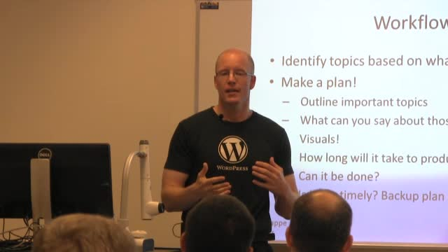 Christoph Trappe: How Businesses, Non-profits, and Bloggers Can Use WordPress