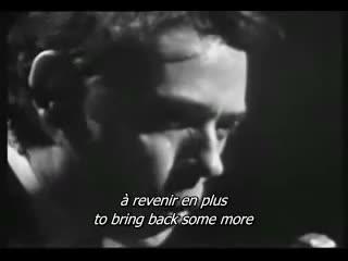 Cabaret jack shalom - Jacques brel dans le port d amsterdam lyrics ...