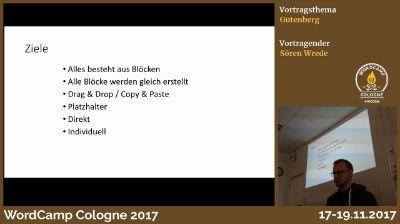 Sören Wrede: Gutenberg - Individuelle Bausteine für WordPress 5.0