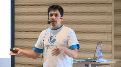 Andrés Cifuentes: WordPress Multilingüe