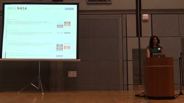 Sara Rosso: WordPress Use Cases in Enterprise, Media, and Government (1/2)